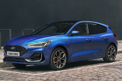 Ford Focus (2022) - Foto